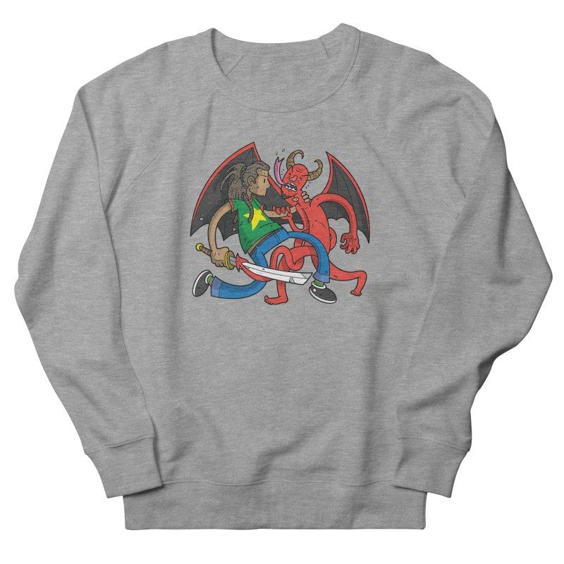 Star Dread Kill The Devil Men's Sweatshirt by Ian J. Norris