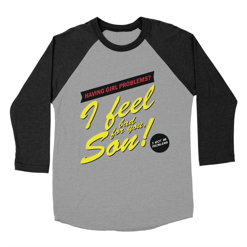 Better Call Jay Z Women's Baseball Triblend Longsleeve T-Shirt by Ian J. Norris