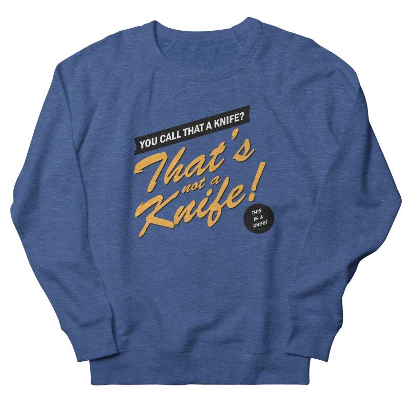 Better Call Crocodile Men's Sweatshirt by Ian J. Norris