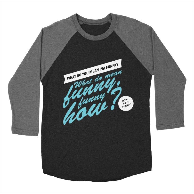 Better Call Tommy Women's Baseball Triblend Longsleeve T-Shirt by Ian J. Norris