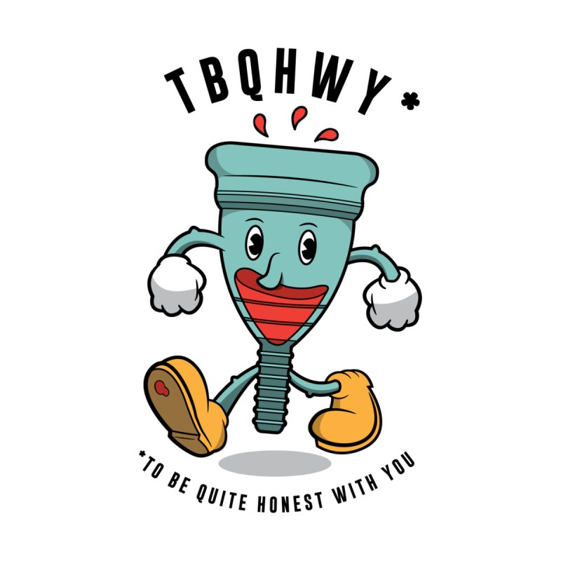TBQHWY Men's T-Shirt by Ian J. Norris