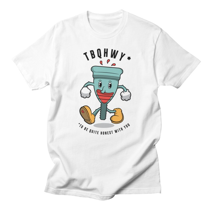 TBQHWY Men's T-Shirt by Ian J. Norris
