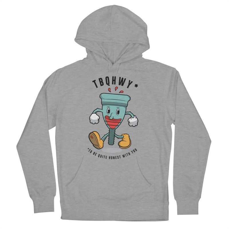 TBQHWY Men's Pullover Hoody by Ian J. Norris