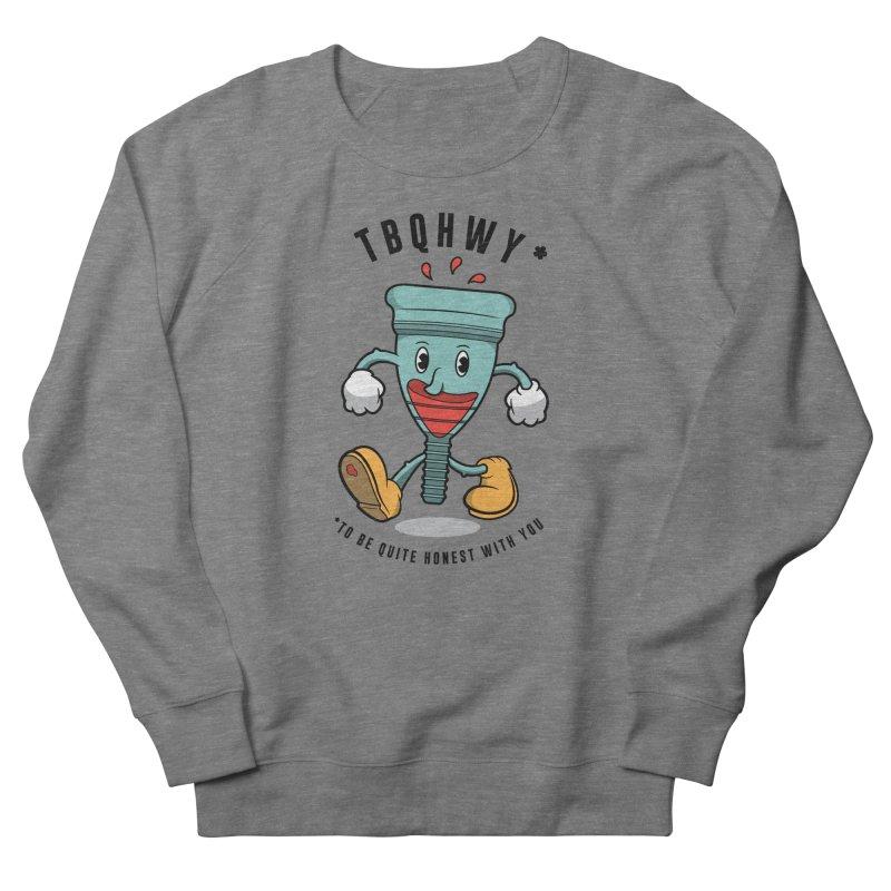 TBQHWY Men's Sweatshirt by Ian J. Norris