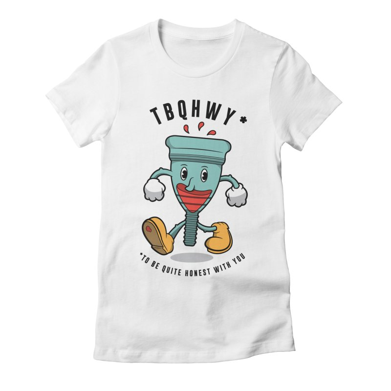 TBQHWY Women's T-Shirt by Ian J. Norris