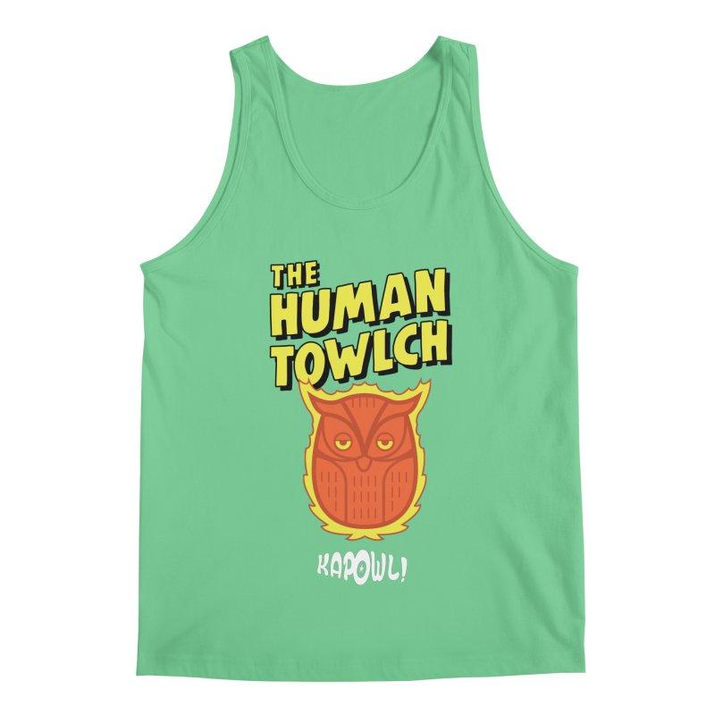 The Human Towlch Men's Regular Tank by Ian J. Norris