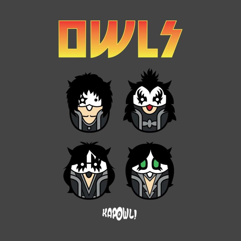 OWLZ Kids Baby T-Shirt by Ian J. Norris