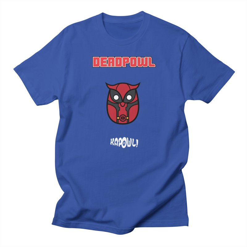 Deadpowl Women's Regular Unisex T-Shirt by Ian J. Norris