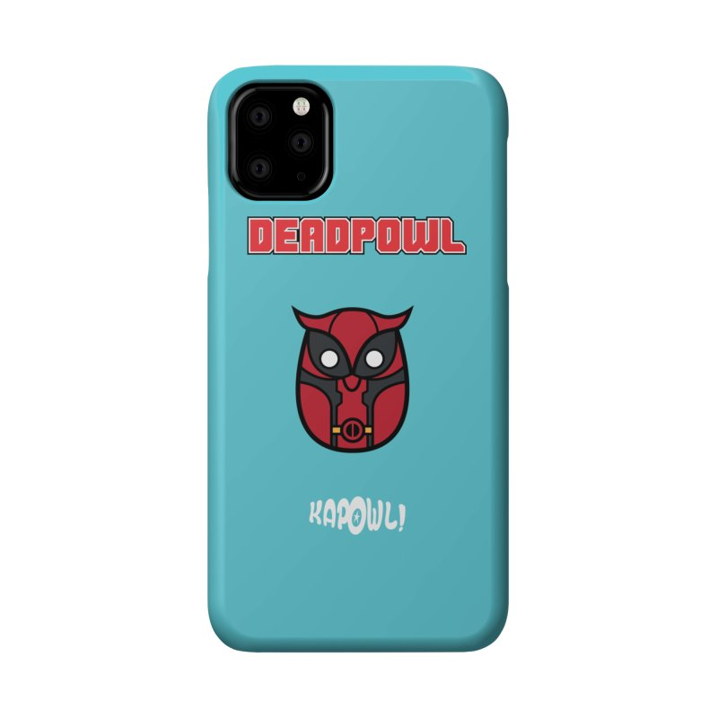 Deadpowl Accessories Phone Case by Ian J. Norris