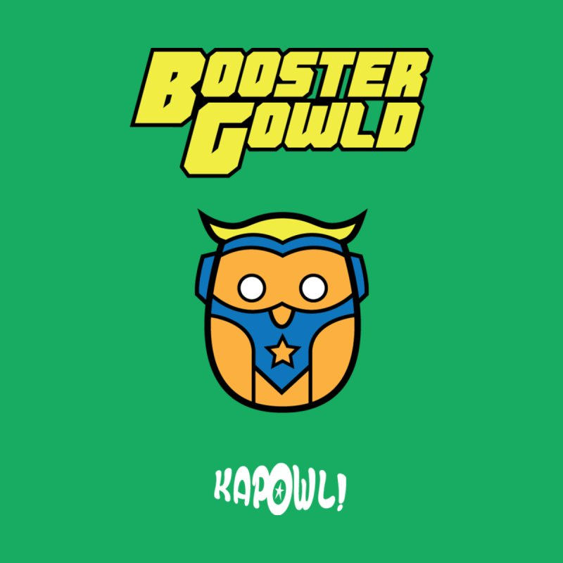 Booster Gowld Men's T-Shirt by Ian J. Norris