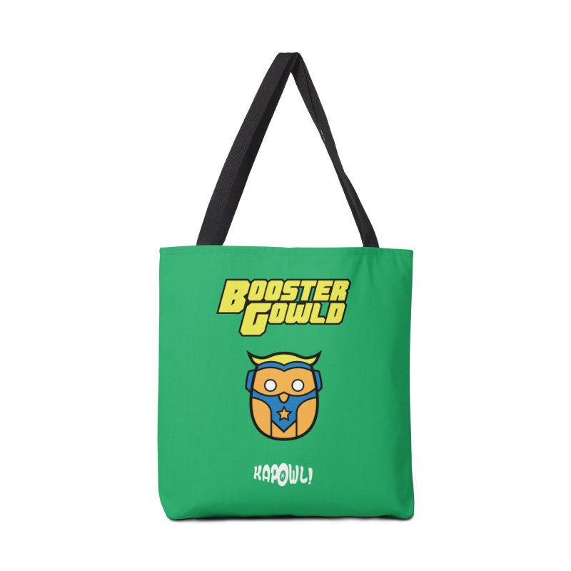Booster Gowld Accessories Tote Bag Bag by Ian J. Norris