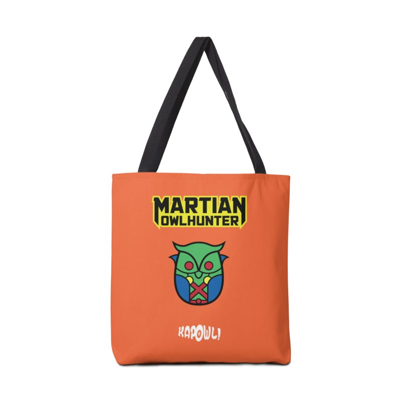 The Martian Owlhunter Accessories Tote Bag Bag by Ian J. Norris