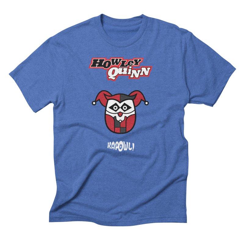 Howley Quinn Men's T-Shirt by Ian J. Norris
