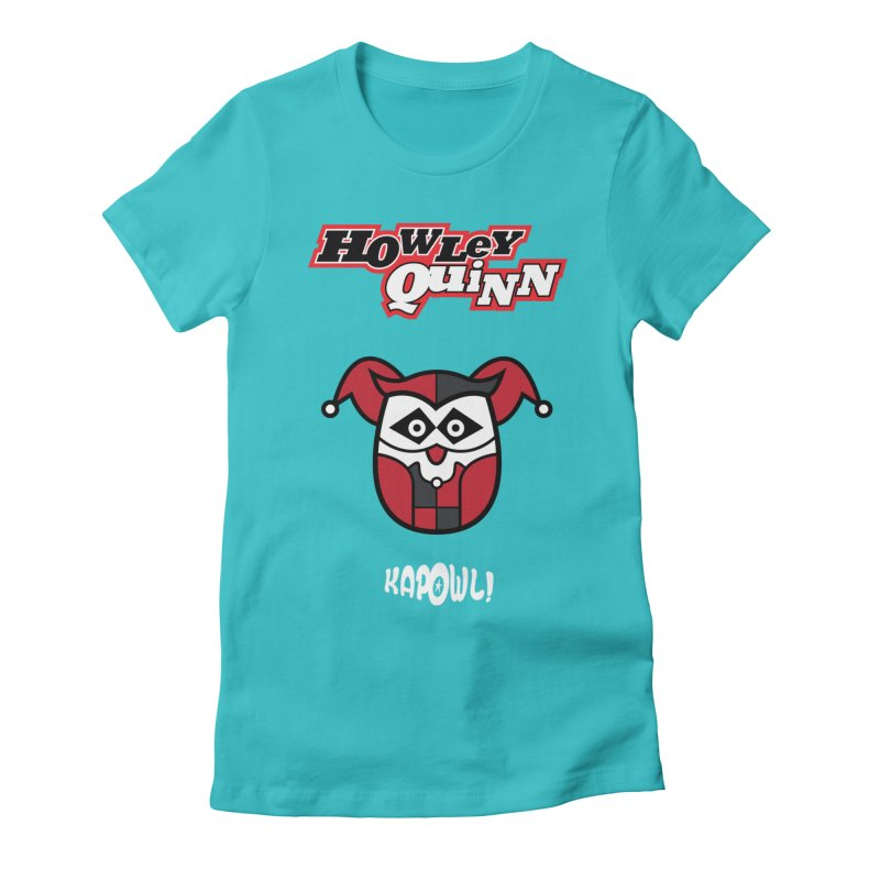 Howley Quinn Women's T-Shirt by Ian J. Norris