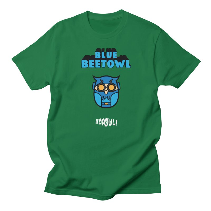 Blue Beetowl Women's T-Shirt by Ian J. Norris