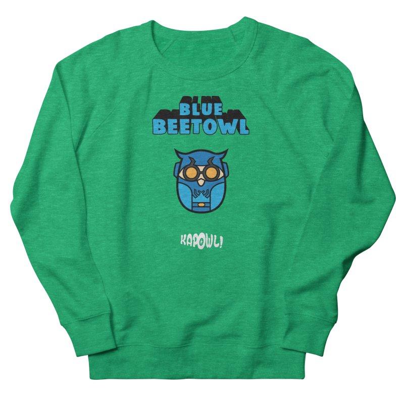 Blue Beetowl Women's Sweatshirt by Ian J. Norris