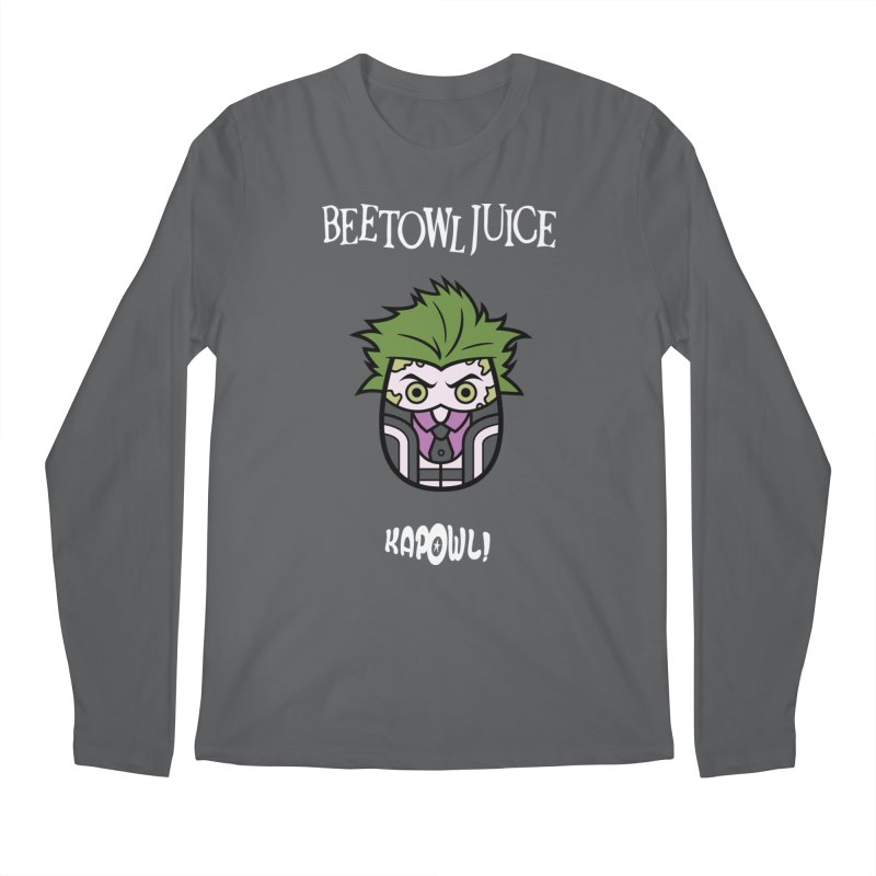 Beetowljuice Men's Longsleeve T-Shirt by Ian J. Norris