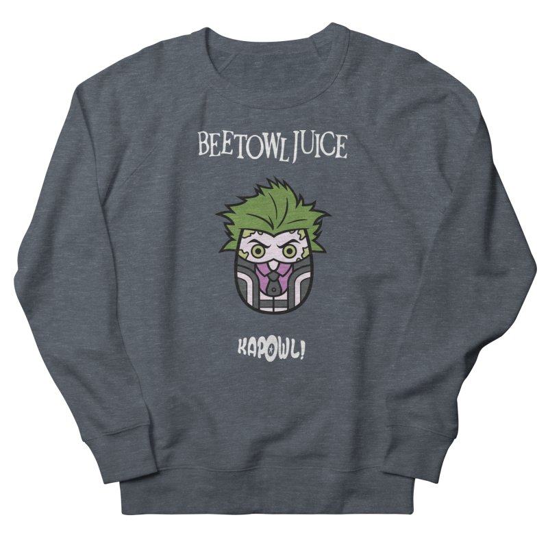 Beetowljuice Men's Sweatshirt by Ian J. Norris