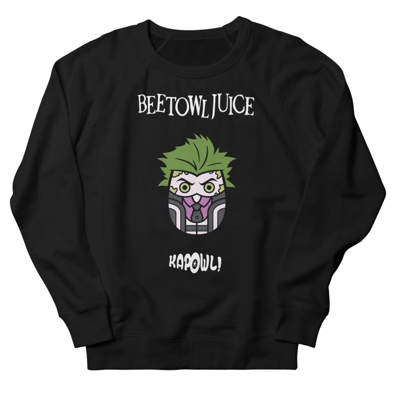 Beetowljuice Women's Sweatshirt by Ian J. Norris