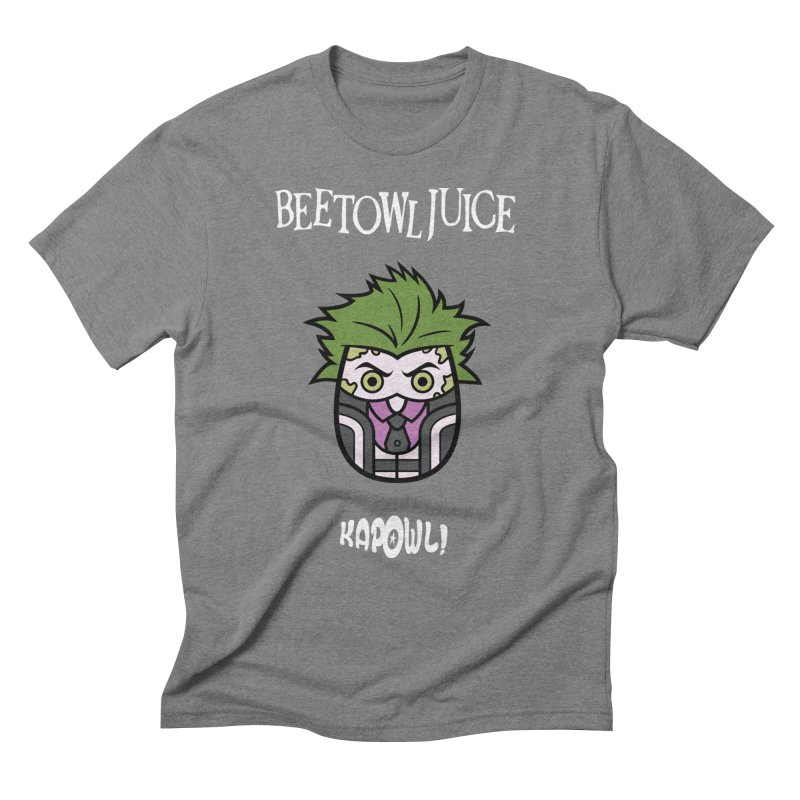 Beetowljuice Men's Triblend T-Shirt by Ian J. Norris