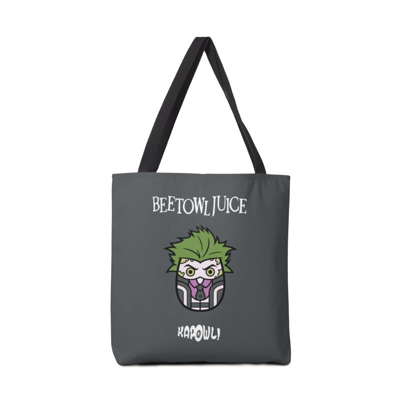 Beetowljuice Accessories Tote Bag Bag by Ian J. Norris