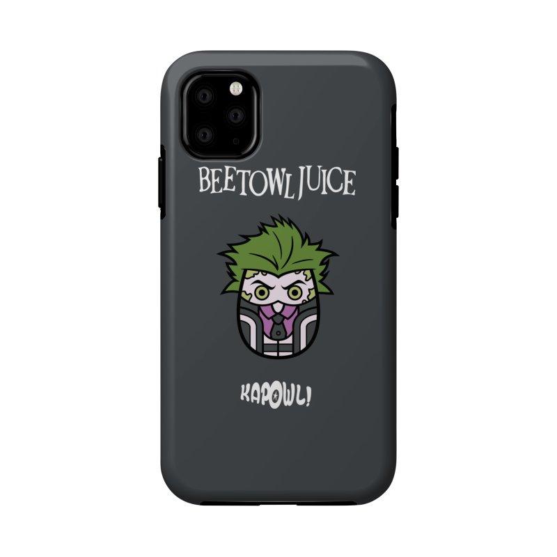 Beetowljuice Accessories Phone Case by Ian J. Norris
