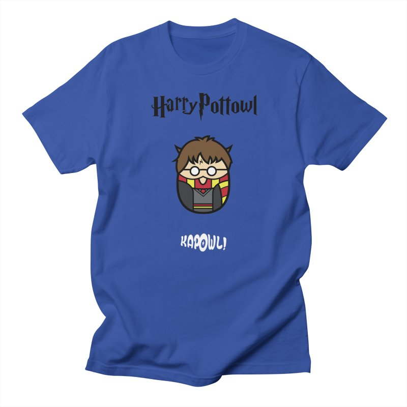 Harry Pottowl Men's Regular T-Shirt by Ian J. Norris
