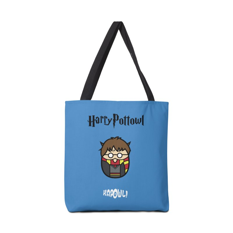 Harry Pottowl Accessories Tote Bag Bag by Ian J. Norris