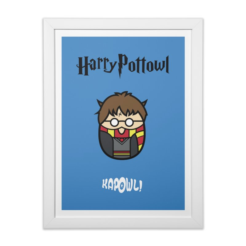 Harry Pottowl Home Framed Fine Art Print by Ian J. Norris