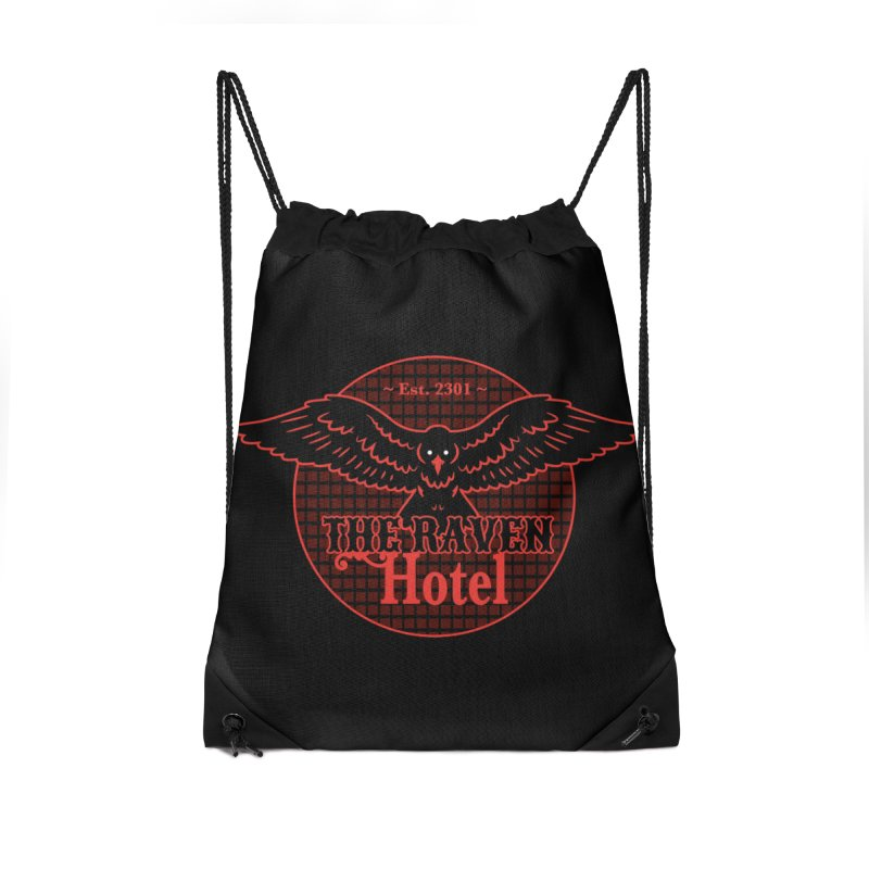 The Raven Hotel Accessories Bag by Ian J. Norris