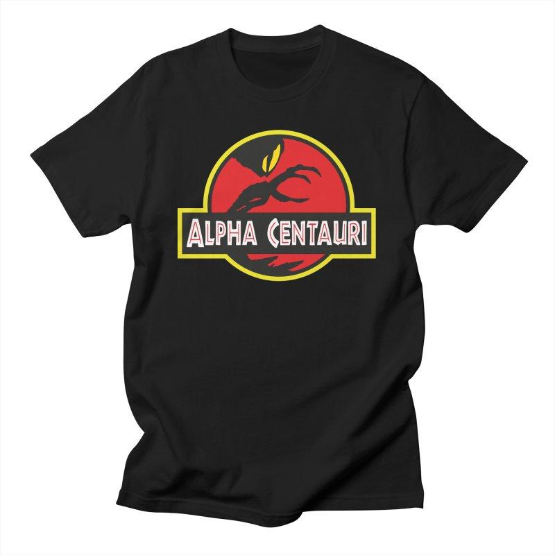 Alpha Centauri - Lost in Space Men's T-Shirt by Ian J. Norris