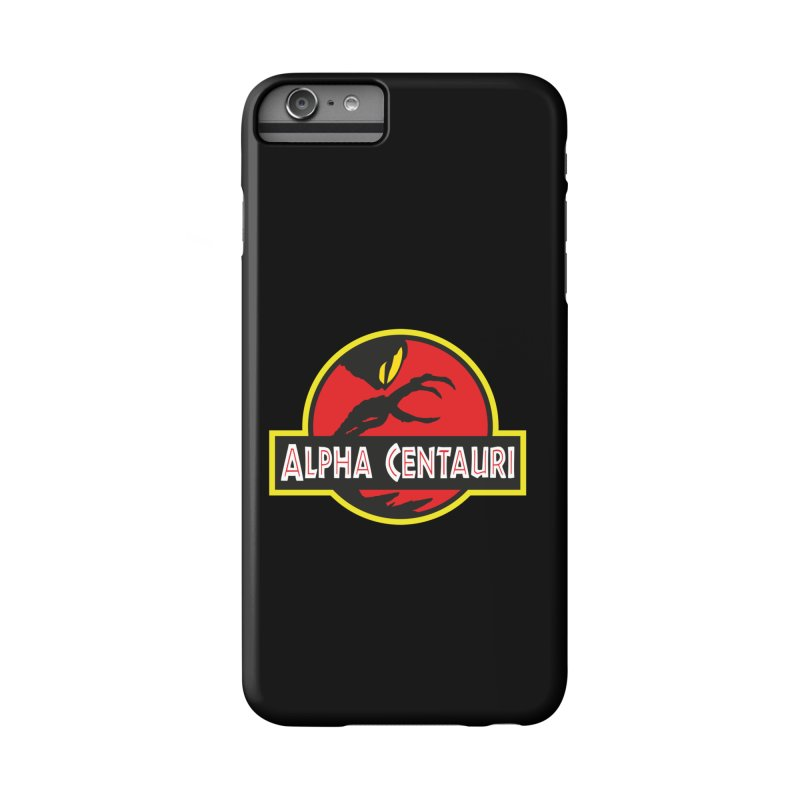 Alpha Centauri - Lost in Space Accessories Phone Case by Ian J. Norris