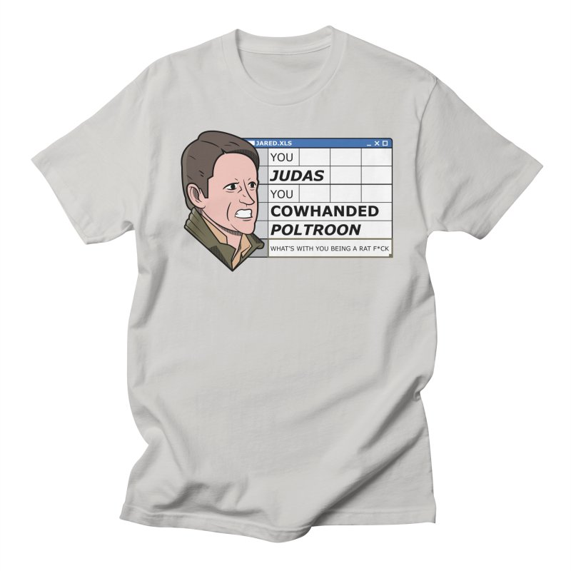 Jared - You Judas Women's T-Shirt by Ian J. Norris