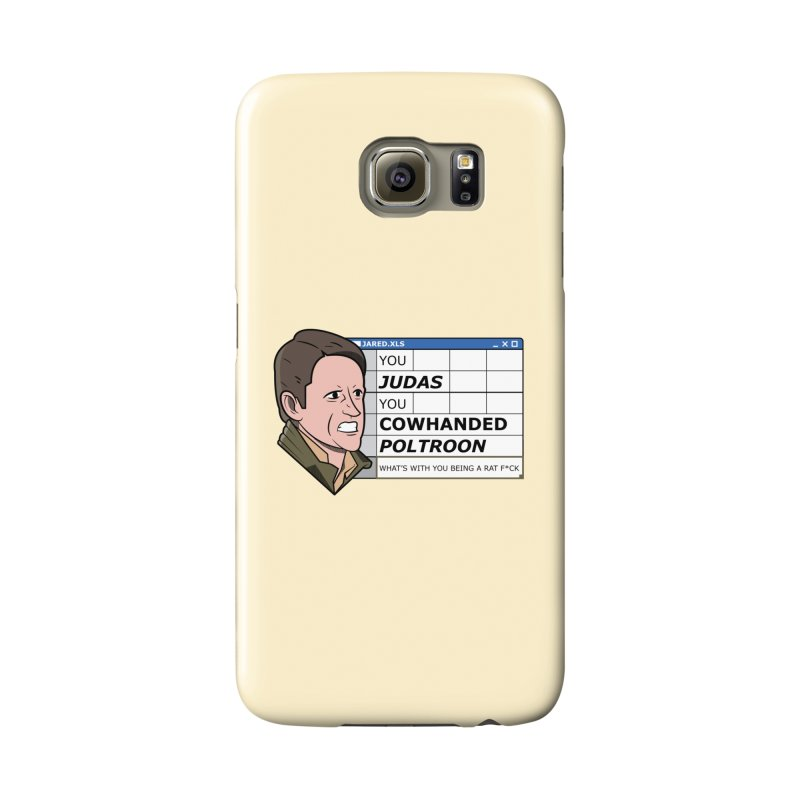 Jared - You Judas Accessories Phone Case by Ian J. Norris