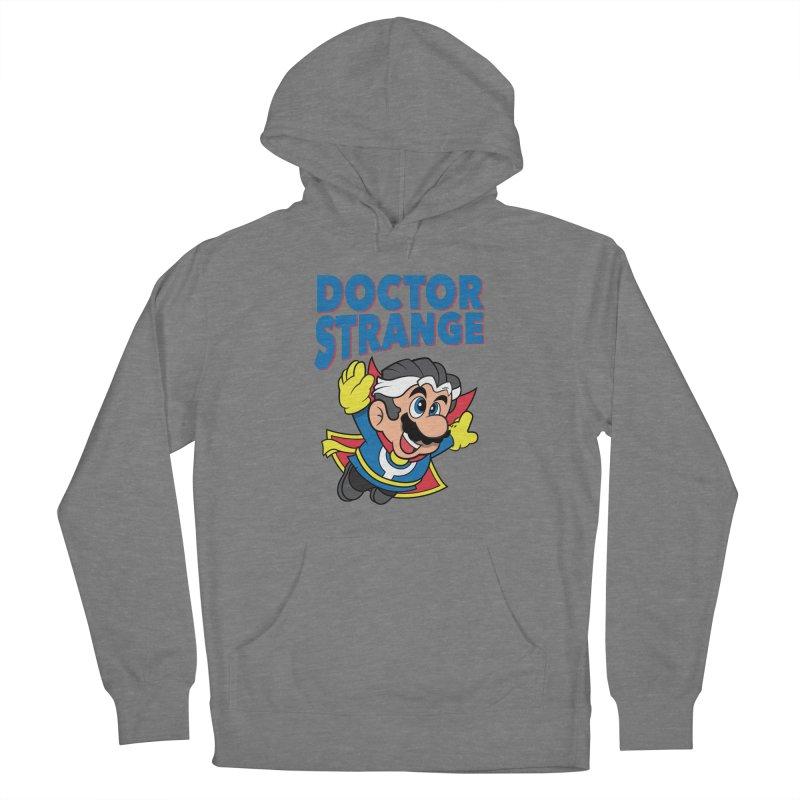 Doctor Strange Men's Pullover Hoody by Ian J. Norris