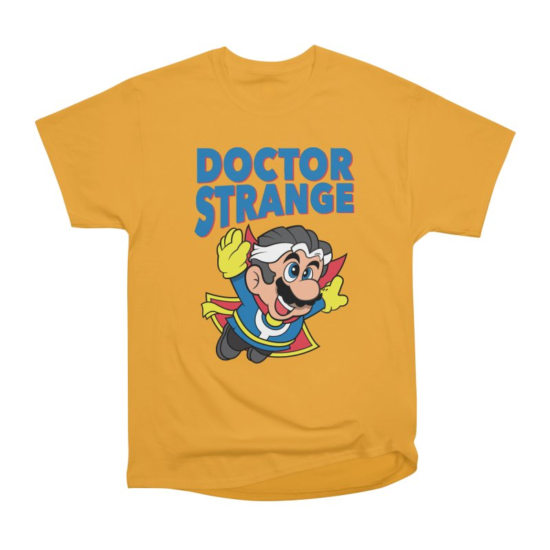 Doctor Strange Men's T-Shirt by Ian J. Norris
