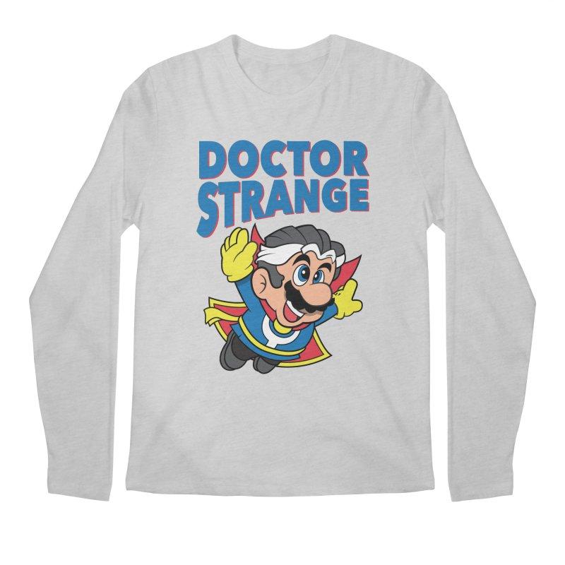 Doctor Strange Men's Longsleeve T-Shirt by Ian J. Norris