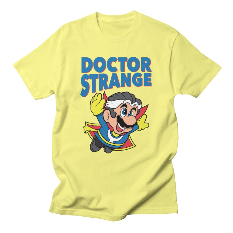 Doctor Strange Men's T-Shirt by Ian J. Norris