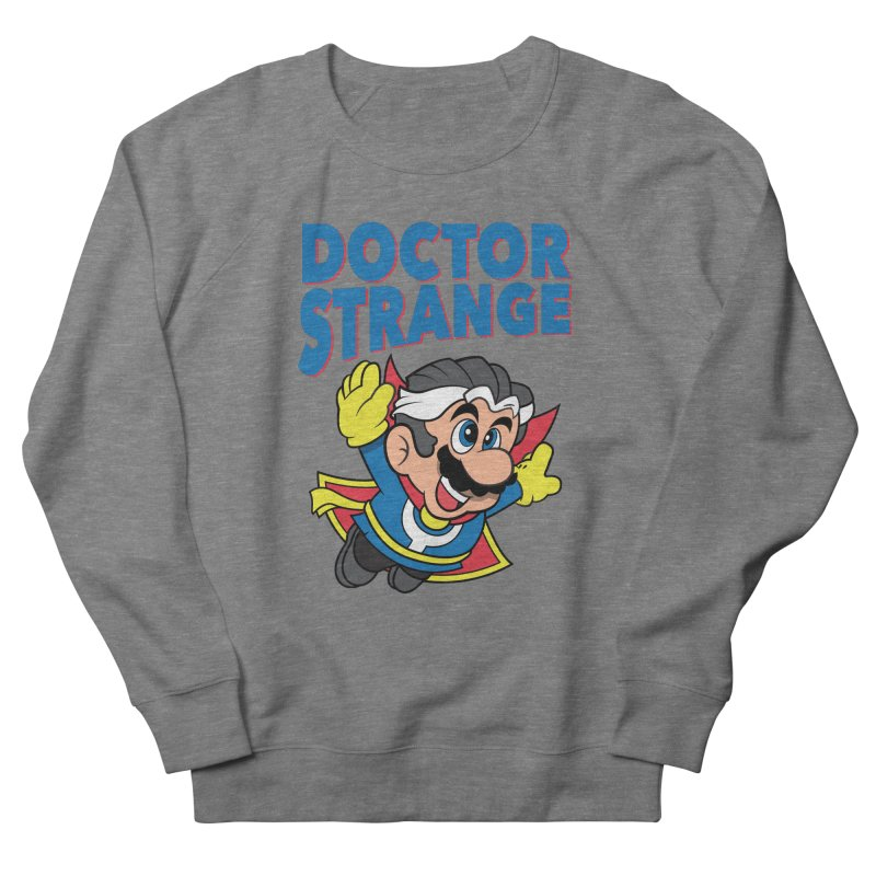 Doctor Strange Men's Sweatshirt by Ian J. Norris
