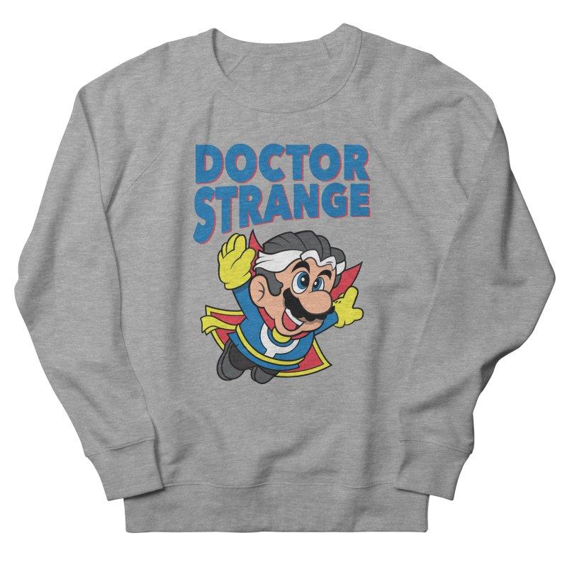 Doctor Strange Men's Sweatshirt by Ian J. Norris
