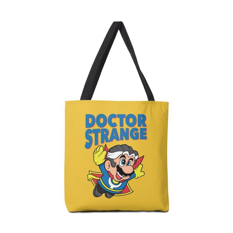 Doctor Strange Accessories Bag by Ian J. Norris