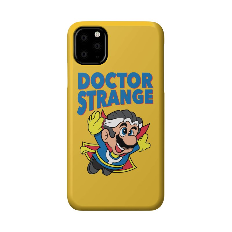 Doctor Strange Accessories Phone Case by Ian J. Norris