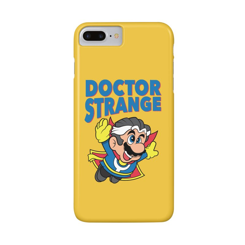 Doctor Strange Accessories Phone Case by Ian J. Norris