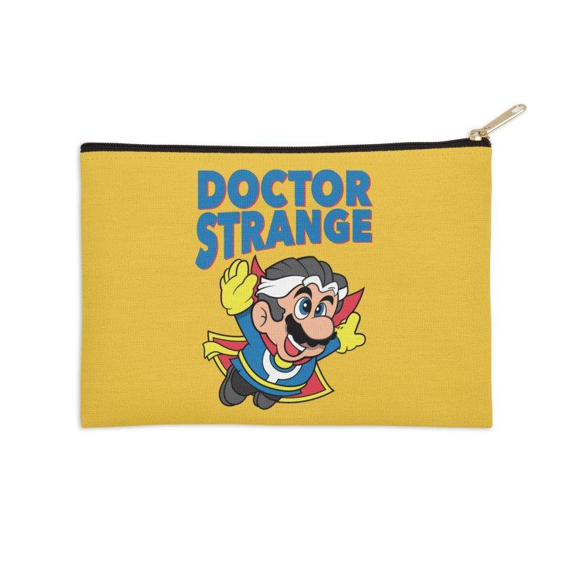 Doctor Strange Accessories Zip Pouch by Ian J. Norris