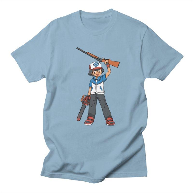 Ash Men's T-Shirt by Ian J. Norris