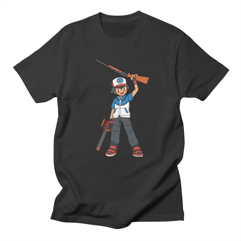 Ash Men's T-Shirt by Ian J. Norris
