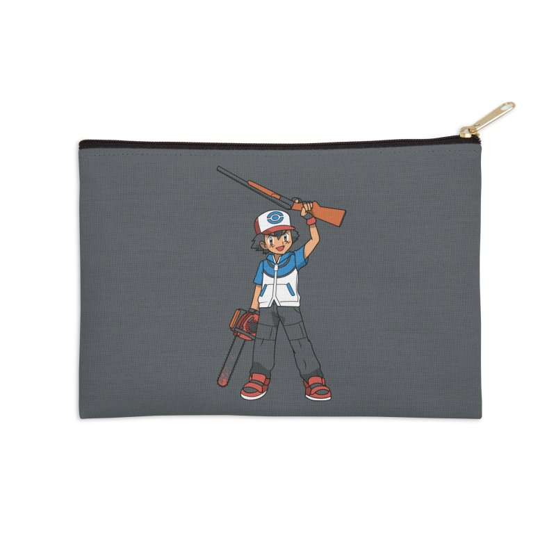 Ash Accessories Zip Pouch by Ian J. Norris