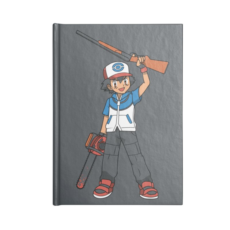 Ash Accessories Notebook by Ian J. Norris