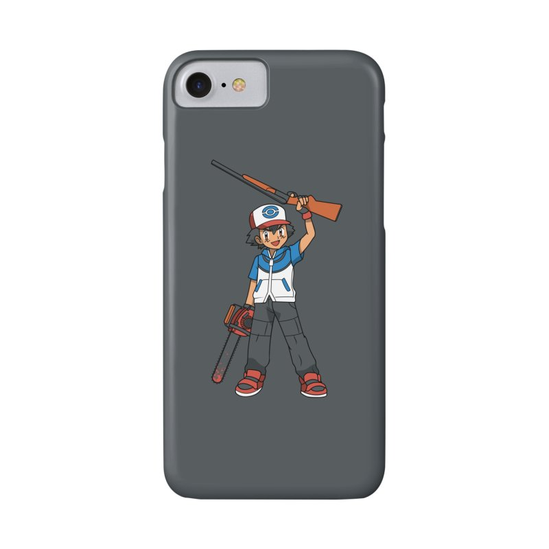 Ash Accessories Phone Case by Ian J. Norris