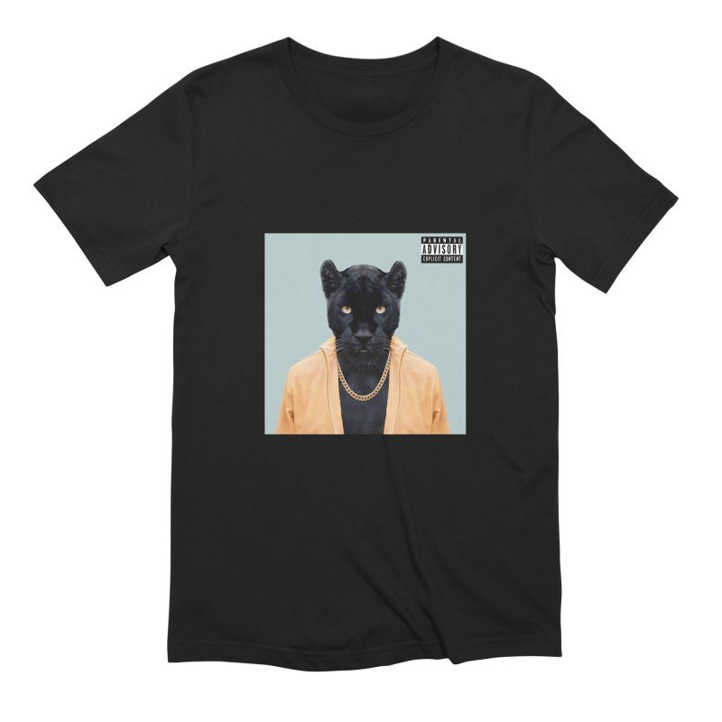 Spook By The Door Men's T-Shirt by Ianus Couture